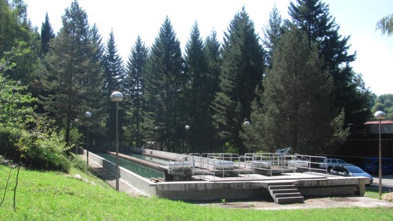 Izvorište Tilava  i filter postrojenje