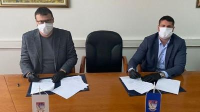 Potpisan ugovor sa Opštinom Istočna Ilidža o proširenju vodovodne mreže