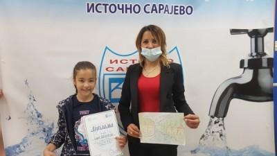 Dobitnici nagrada na likovnom konkursu povodom Svjetskog dana voda
