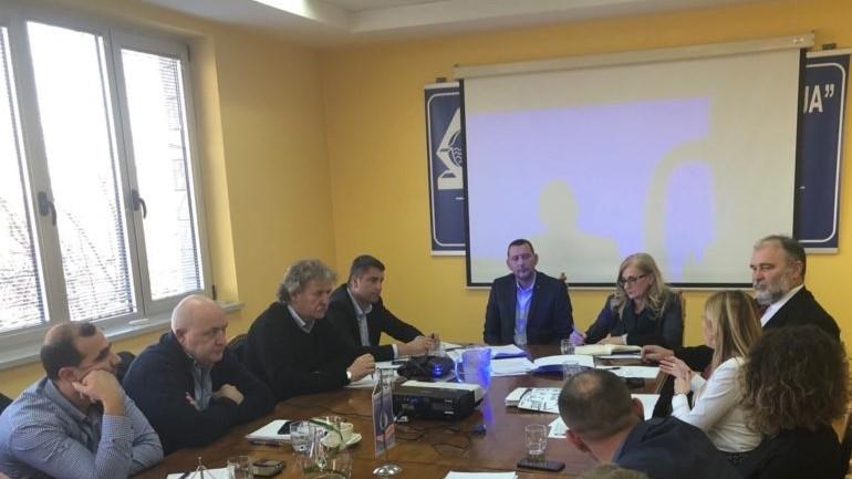 """Održana I sjednica UO Udruženja """"Vodovodi Republike Srpske"""""""