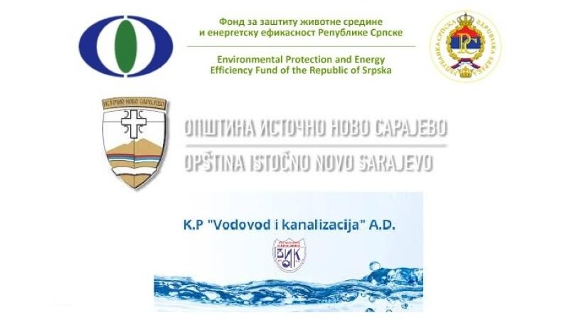 """Danas potpisan ugovor o sufinansiranju projekta  """"Odvođenje fekalnih voda sa područja naselja Miljevići"""""""